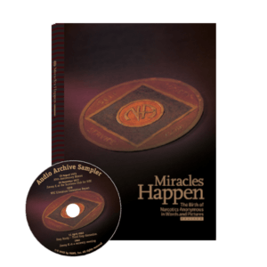 Miracles Happen – Softcover w/CD